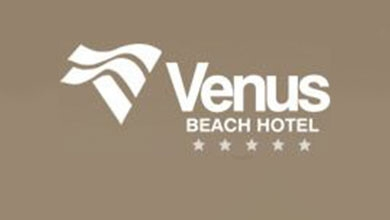 Venus Beach hotel Logo